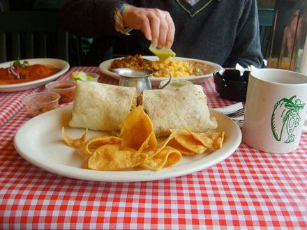Burrito in LA