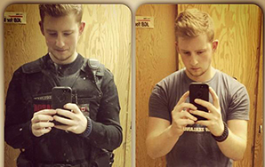 Cops And Their Selfies: A GloriousTumblr