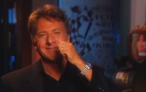 Dustin Hoffman Breaks Down Crying Explaining What He Learned About Being A Woman During 'Tootsie'