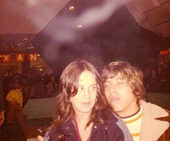 late october 1971 at kings plaza