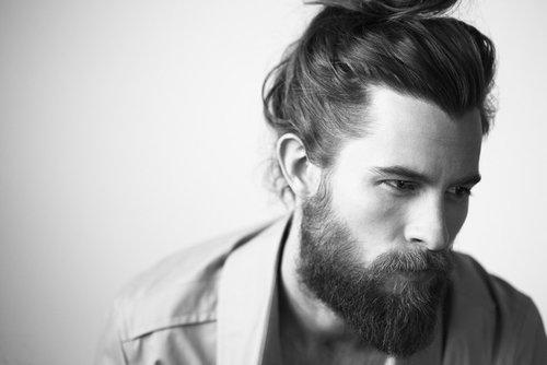 Tumblr/Attractive Bearded Men