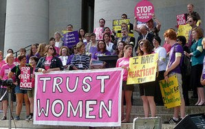8 Reasons We Don't Care About Women's Rights