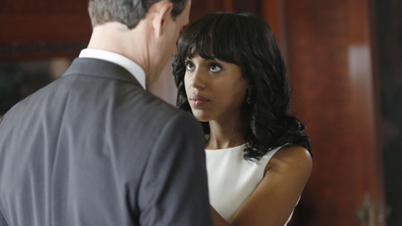 TONY GOLDWYN, KERRY WASHINGTON