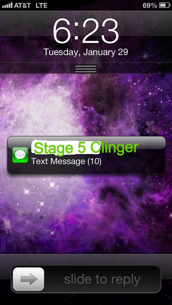 20 Signs You Might Be A Stage Five Clinger