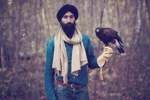 Tumblr/Bearded Men of Color