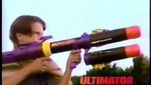 King of the Nerf Battle