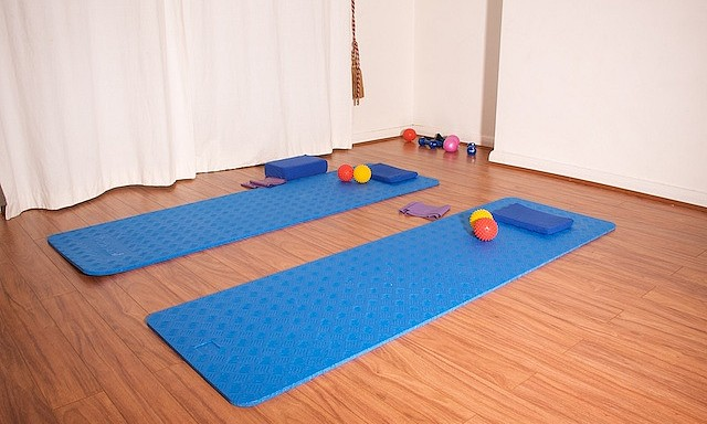 I Get Super Anxious When I Am In A Group Pilates Session Because I'm Paranoid AboutEverything