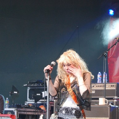 Seeing Courtney Love Was A Religious Experience (Or Maybe It Was Just The Drugs)