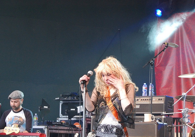 Seeing Courtney Love Was A Religious Experience (Or Maybe It Was Just TheDrugs)