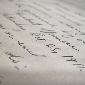 The Lost Art of Writing By Hand