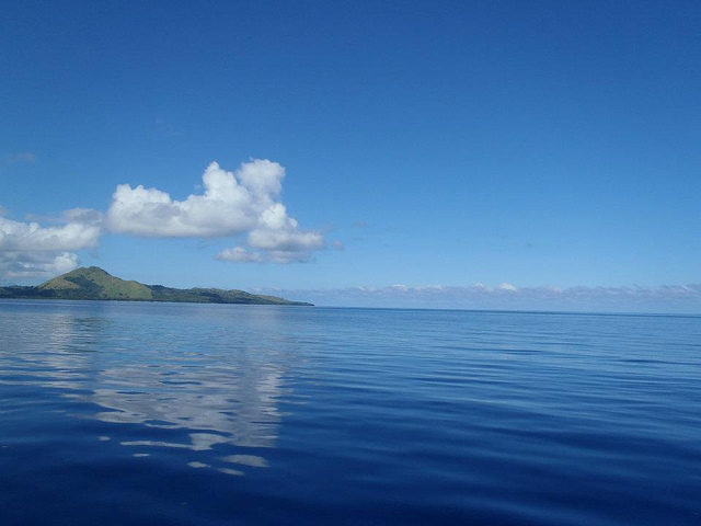 Fiji: Beautiful waters, beautiful land, wonderful scammers and great political atmosphere. image - Frontierofficial