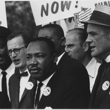 """50th Anniversary of Dr. King's """"I Have A Dream"""" Speech"""