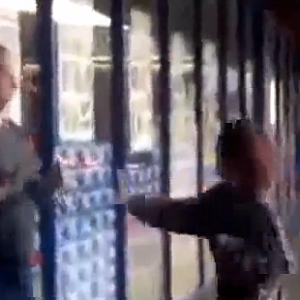 Group Of Women Attacks Man, He Punches Them