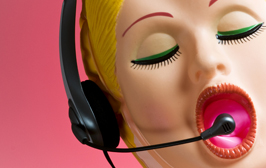 Rise Of The Stay-At-Home Phone Sex Operator