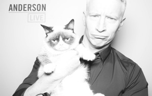 29 Adorable Anderson Cooper GIFs That Will Melt The Ice Around Your Cold, Cold Heart