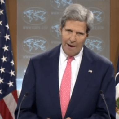 John Kerry Pimps Iraq War 2 Like A Boss
