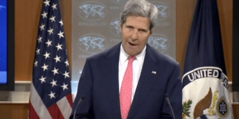 John Kerry Pimps Iraq War 2 Like ABoss