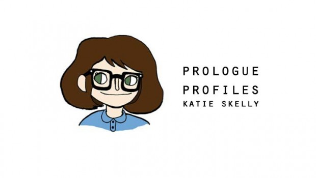 Prologue Profiles Episode 006 : Katie Skelly Is A Cartoonist, But Has A Full-Time Job Too