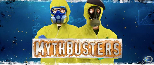 MythBusters' Facebook Page