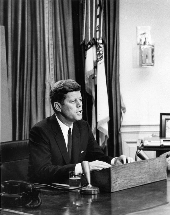President_Kennedy_addresses_nation_on_Civil_Rights,_11_June_1963
