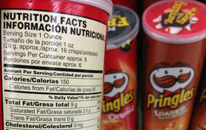 10 Junk Food Serving Sizes Vs. The Amount We Actually Eat