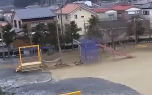 Shocking New Footage Shows True Scale Of 2011 Japanese Tsunami Like You've Never Seen It Before