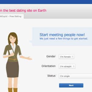 8 Thoughts I Had While Spending Friday Night Surfing OKCupid In The Dark