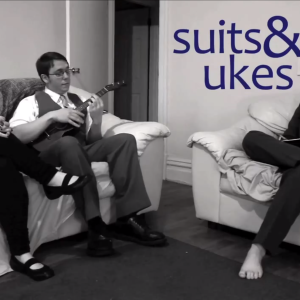 12 Ukulele Covers of Pop Songs By Suits And Ukes To Help Get You Through The Day