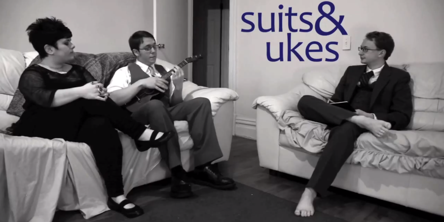 12 Ukulele Covers of Pop Songs By Suits And Ukes To Help Get You Through TheDay