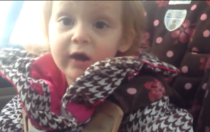 Dad Records Toddler Giving Life-Affirming Advice: Worry About Yourself