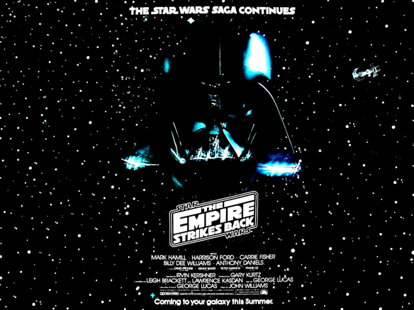 Star Wars/The Empire Strikes Back