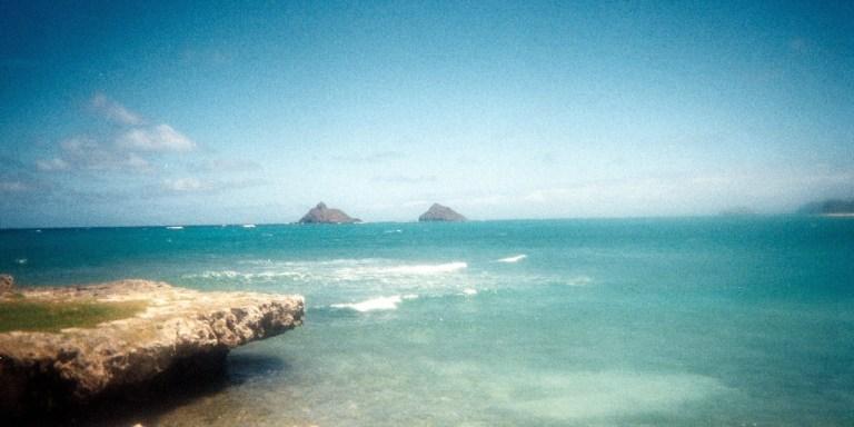 Become An Island
