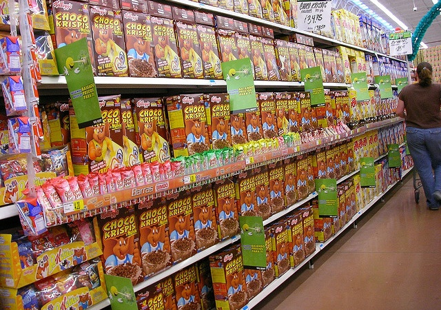 From Heartbreak To The CerealAisle