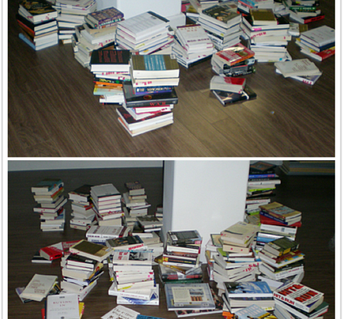 How to Keep A Library Of (Physical) Books