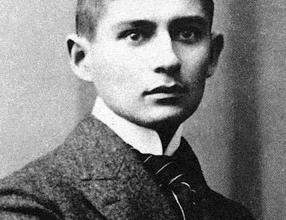 10 Letters From Franz Kafka To Friends, Lovers, and Editors