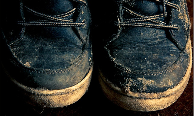 You Left But I Still Have Sand In MyShoes