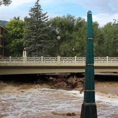 Living Through The Boulder Flood