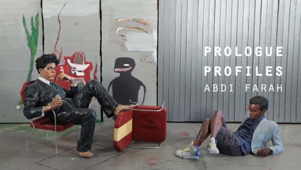 Prologue Profiles Episode 008: Abdi Farah Wants To Do Whatever It Takes To Make Great Art