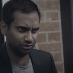 Aziz Ansari Made A Very Funny Video To Promote His New Standup Special