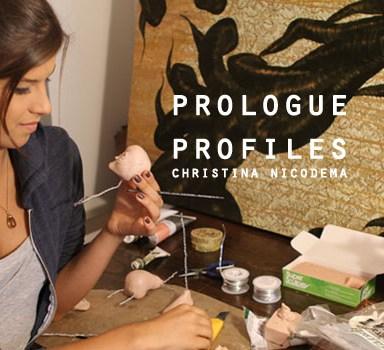 Prologue Profiles Episode 011 : Christina Nicodema's First-Ever Directed Short, Animator