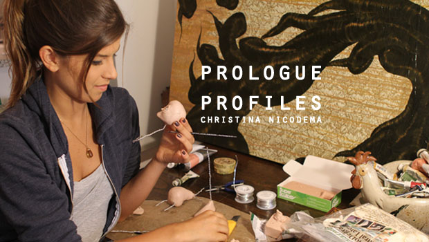 Prologue Profiles Episode 011 : Christina Nicodema's First-Ever Directed Short, Animator