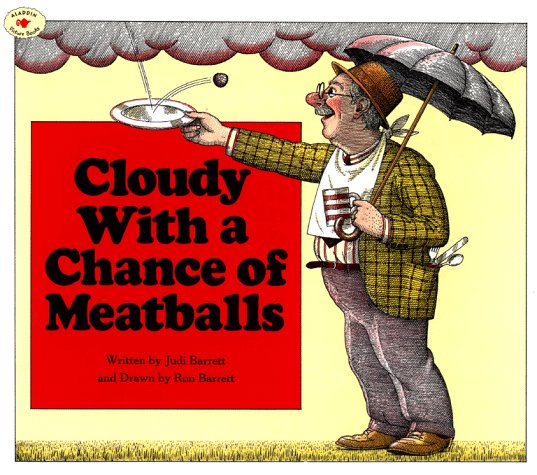 Cloudy with a Chance/Amazon