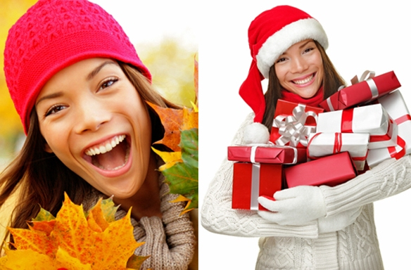 Battle of the Seasons: Fall Vs. Winter In 8 Intense Comparisons