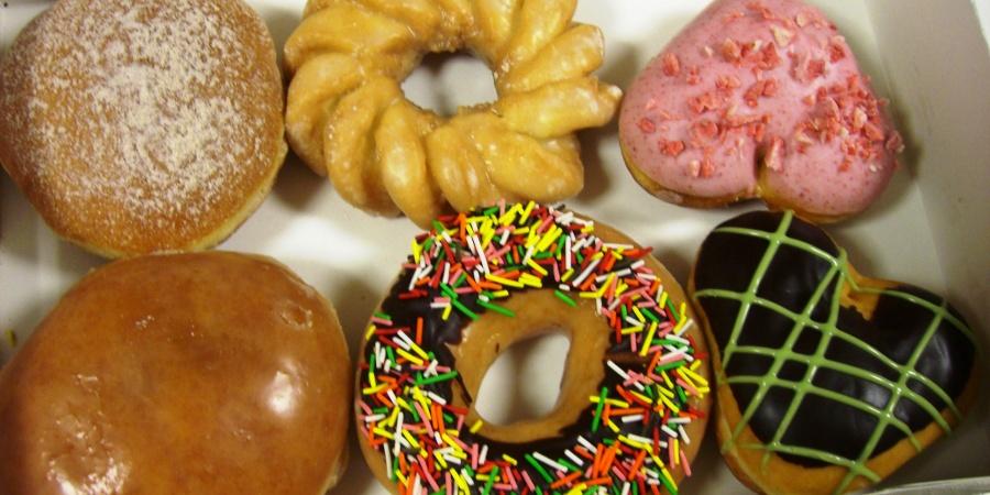 "Sugar Kills, 6 ""Healthy"" Foods With More Sugar Than a Krispy KremeDonut"