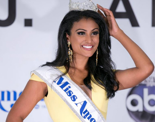 What To Say About Miss America If You're HumanGarbage