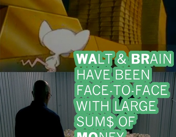Here Are Some Awesome Similarities Between Breaking Bad & Pinky and theBrain