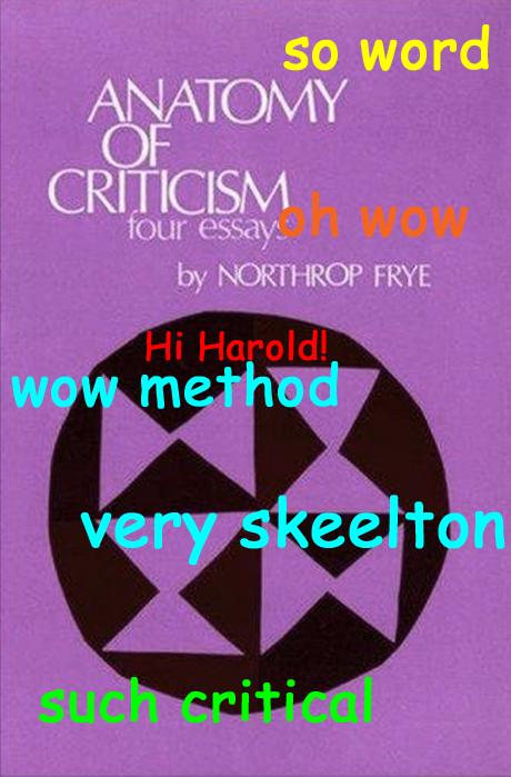 image -Anatomy Of Criticism