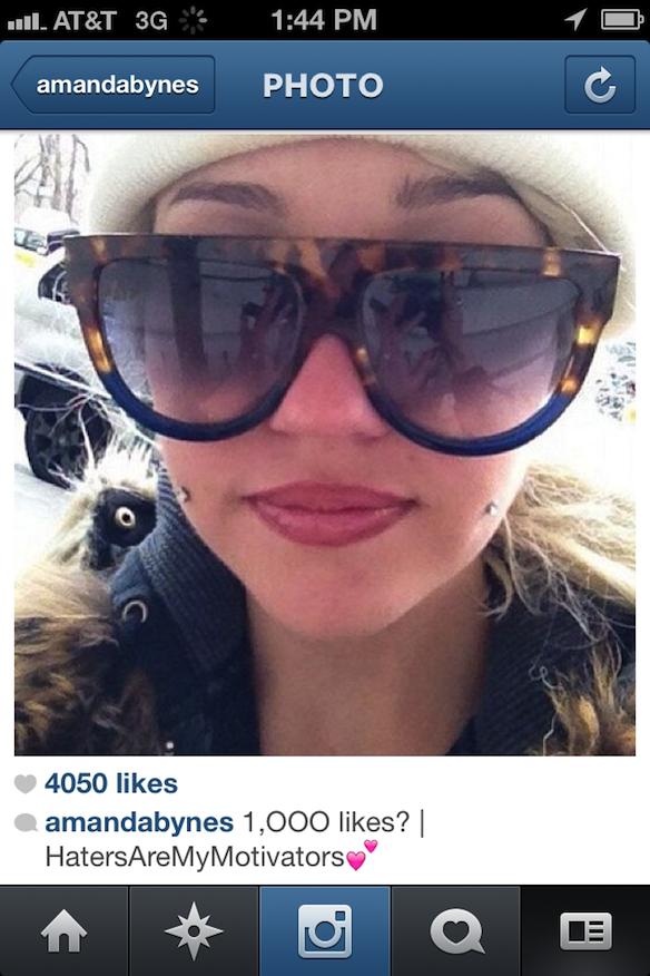 Amanda Bynes / Instagram