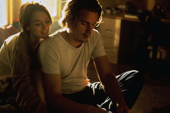 Ethan Hawke in Reality Bites was an inescapable image for the lone, male, would-be tragic philosopher.