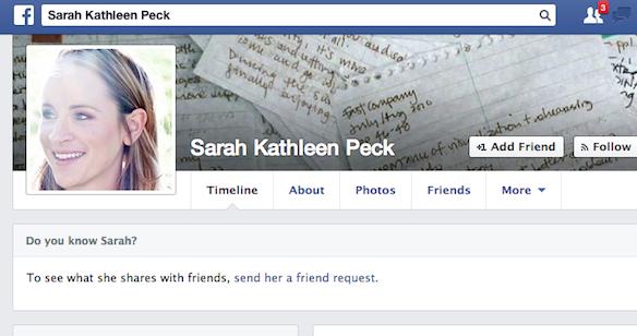 A Facebook Addict'sConfession